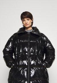 HUGO - FENIA - Płaszcz zimowy - black - 3