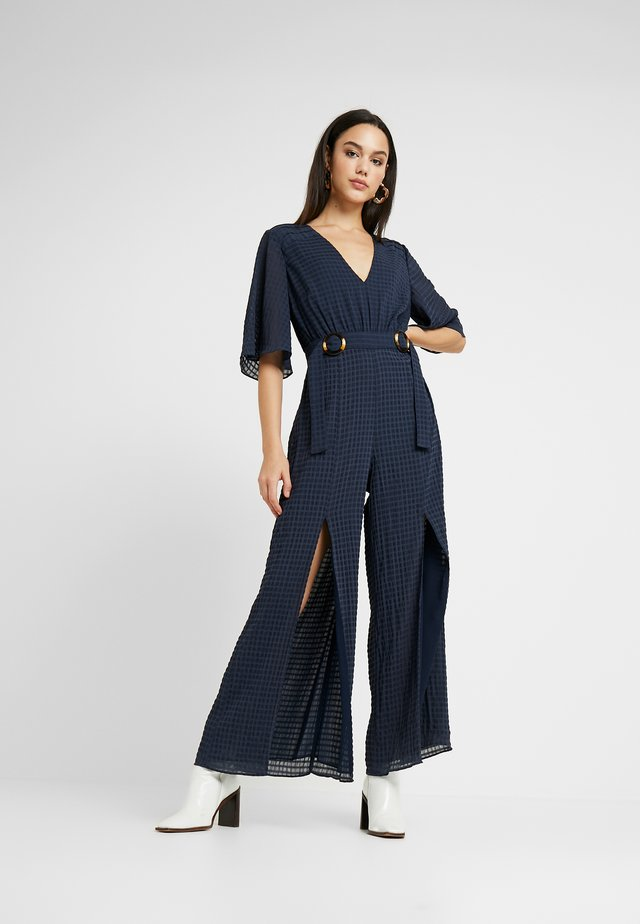 HOW IT IS - Tuta jumpsuit - blue