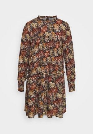 LADIES DRESS - Denní šaty - orange