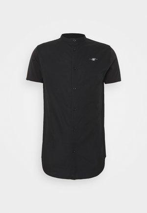 STANDARD COLLAR SHIRT - Shirt - black