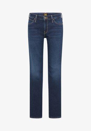 ELLY - Slim fit jeans - dark rook