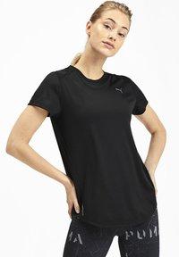 Puma - IGNITE - Basic T-shirt - black - 0
