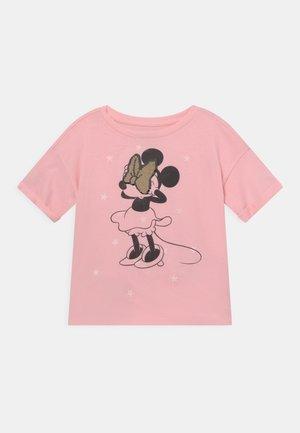 DISNEY MINNIE MOUSE GIRLS - Print T-shirt - light shell pink