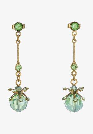 DAILY DESIRES - Earrings - green