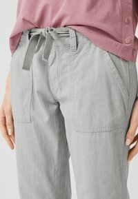 Q/S designed by - Trousers - light grey - 3