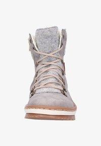 Rieker - Vinterstøvler - grey - 5