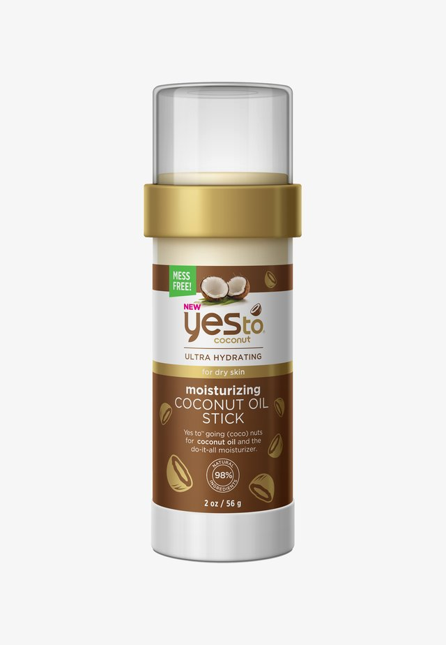 YES TO COCONUT COCONUT OIL STICK 56G - Ansigtsolie - -