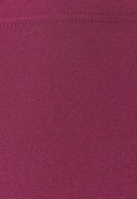 Gilly Hicks - NO SHOW CHEEKY 3 PACK - Slip - nude/berry wine/black - 5