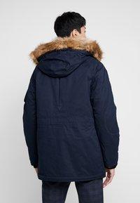 Superdry - Winter coat - deep navy - 2