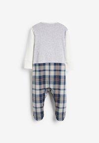 Next - Sleep suit - grey - 1