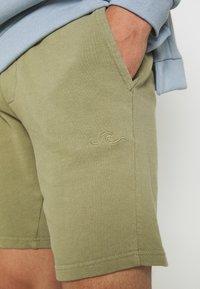 Blend - Shorts - oil green - 3