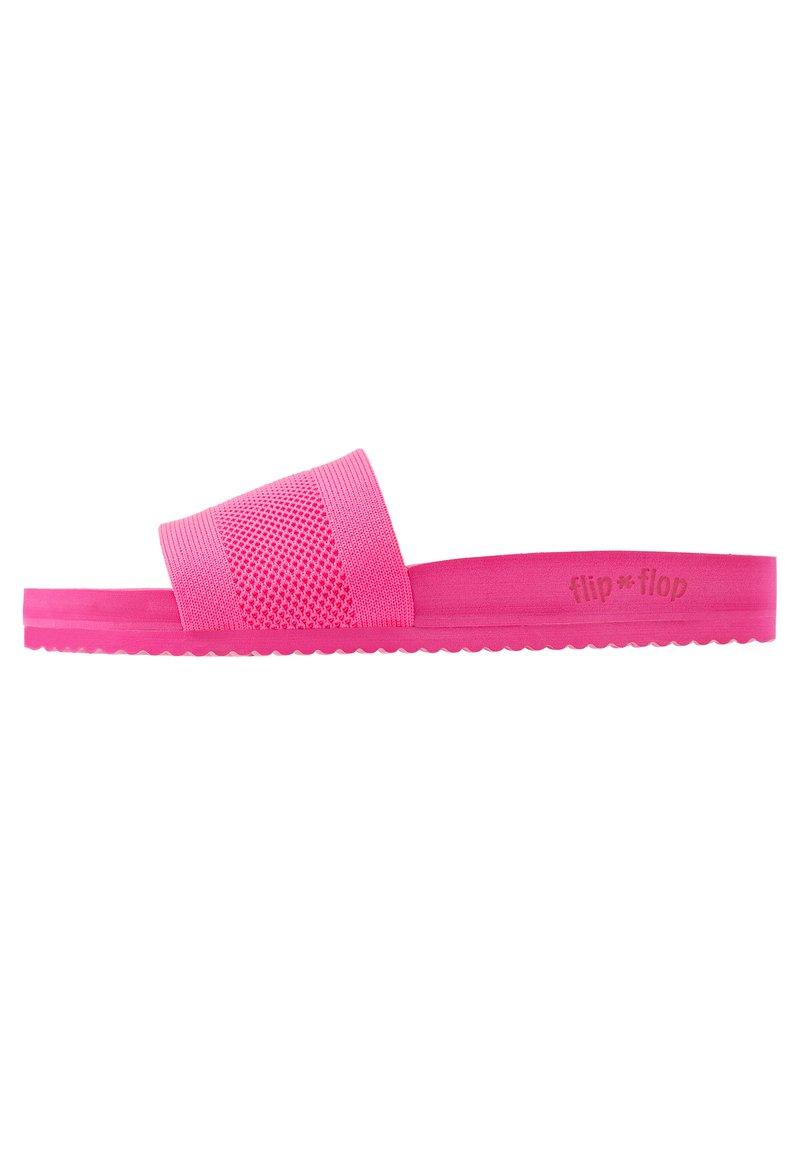 flip*flop - POOL  - Pantofle - very pink