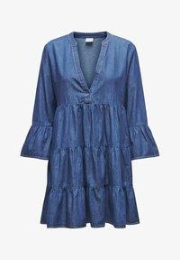 JDY - Denim dress - medium blue denim - 4