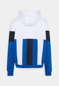 Karl Kani - RETRO BLOCK HOODIE - Sweatshirt - blue - 1