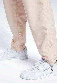 Reebok Classic - CLASSICS TRACKSUIT BOTTOMS - Pantaloni sportivi - orange - 4