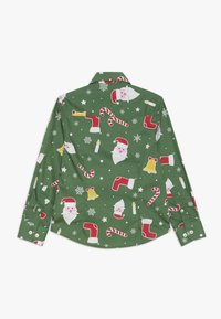 OppoSuits - KIDS SANTABOSS - Shirt - green - 1