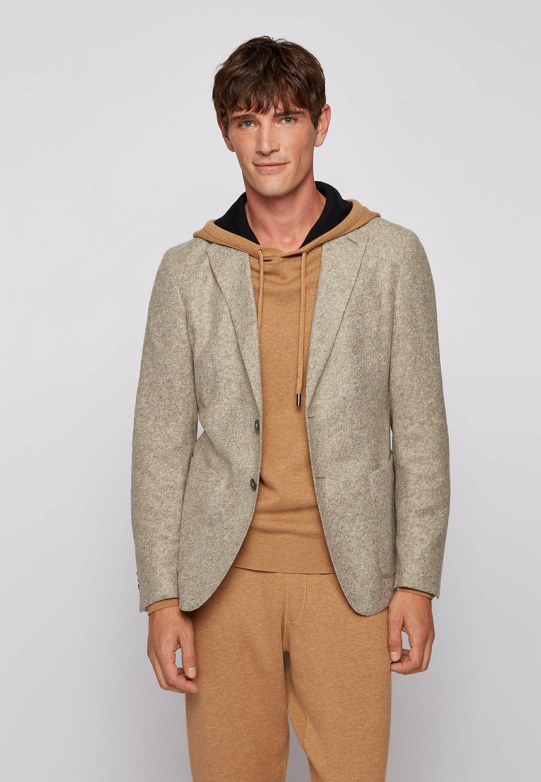 Men HANRY - Short coat