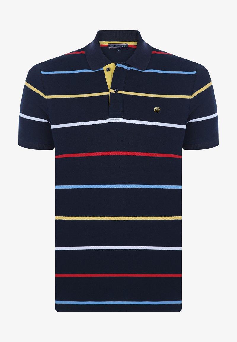 Felix Hardy - Polo shirt - navy