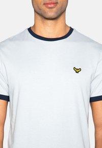 Threadbare - SAYER - T-shirt print - purist blue - 3