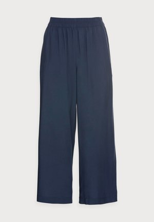 FLOATY PANTS - Broek - navy