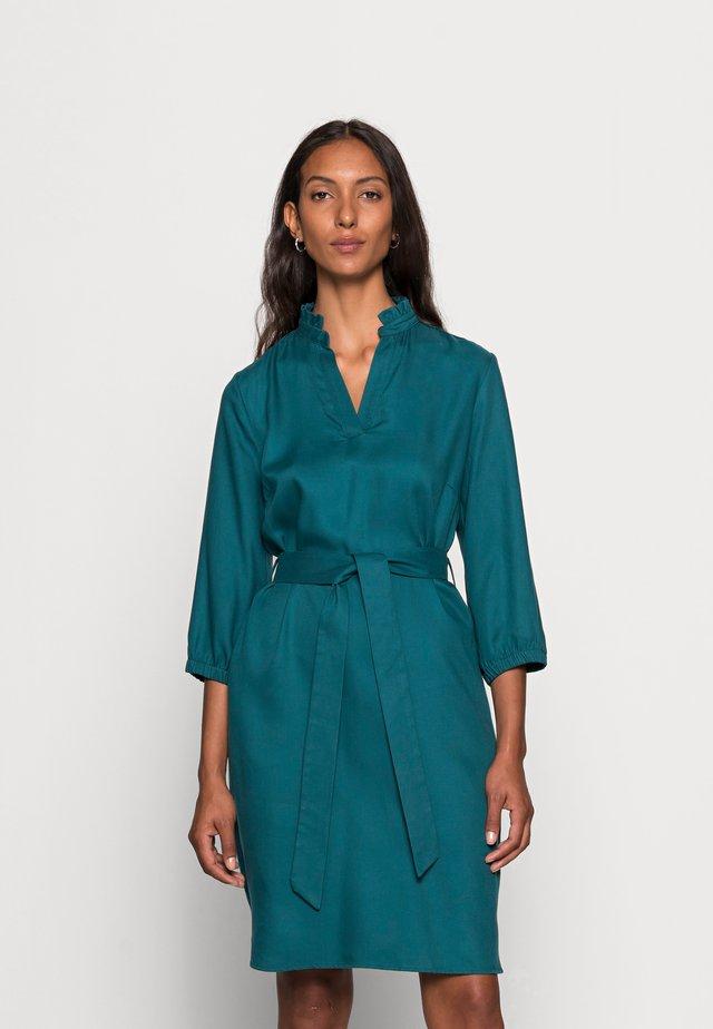 DRESS SHORT - Sukienka letnia - petrol