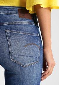 G-Star - 3301 MID STRAIGHT  - Straight leg jeans - elto superstretch - 5