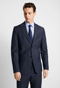 Calvin Klein Tailored - BISTRETCH DOT - Suit - blue - 2