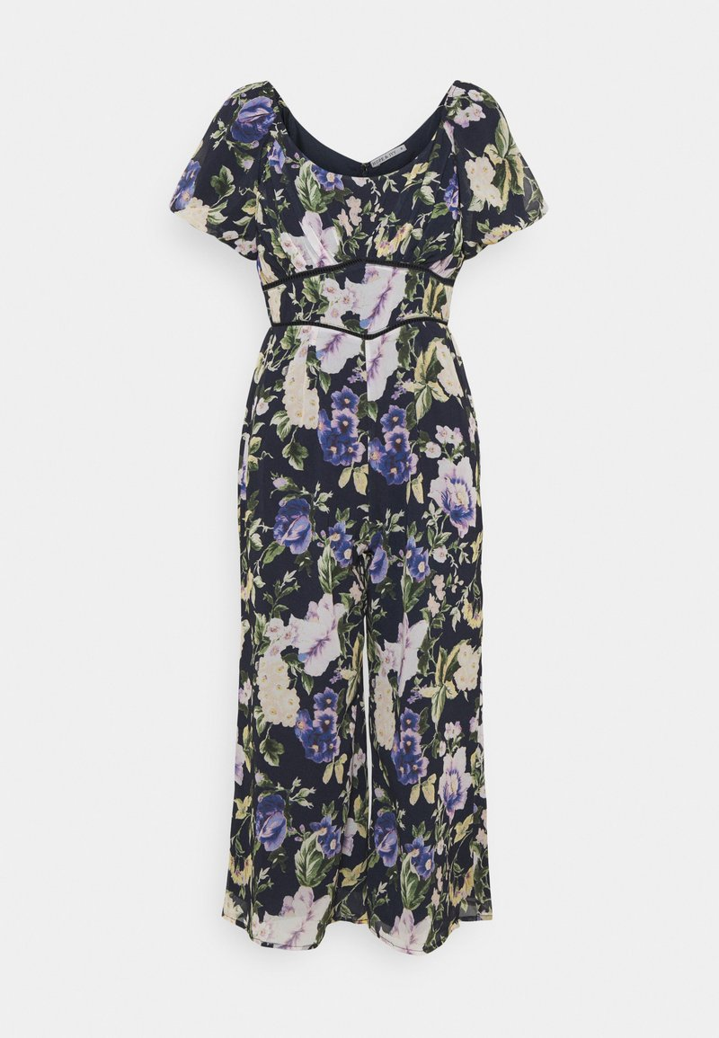 Hope & Ivy Petite - CHARLOTTE - Overal - navy