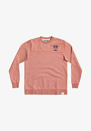 LES TAMARIS - Sweatshirt - chili heather