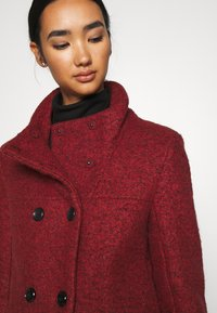 ONLY - SOPHIA - Classic coat - fired brick/melange - 6