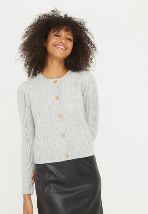 STAR - Cardigan - grey