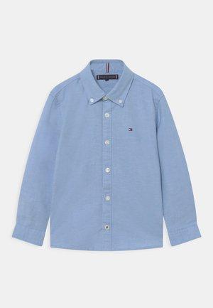 BOYS STRETCH OXFORD - Chemise - calm blue