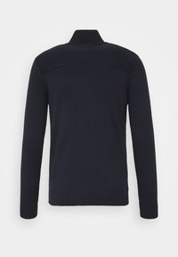 TOM TAILOR - Cardigan - knitted navy - 1