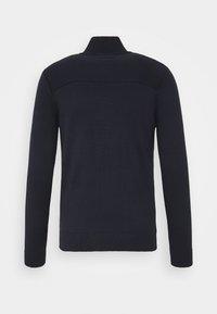 TOM TAILOR - Kardigan - knitted navy - 1