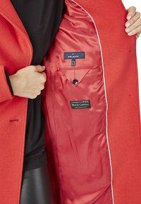 Daniel Hechter - Short coat - light red - 2