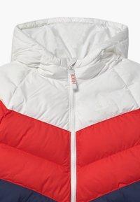 Nike Sportswear - UNISEX - Winter jacket - white/university red/midnight navy - 2