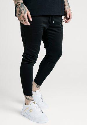 X DANI ALVES ATHLETE TRACK PANTS - Tracksuit bottoms - black
