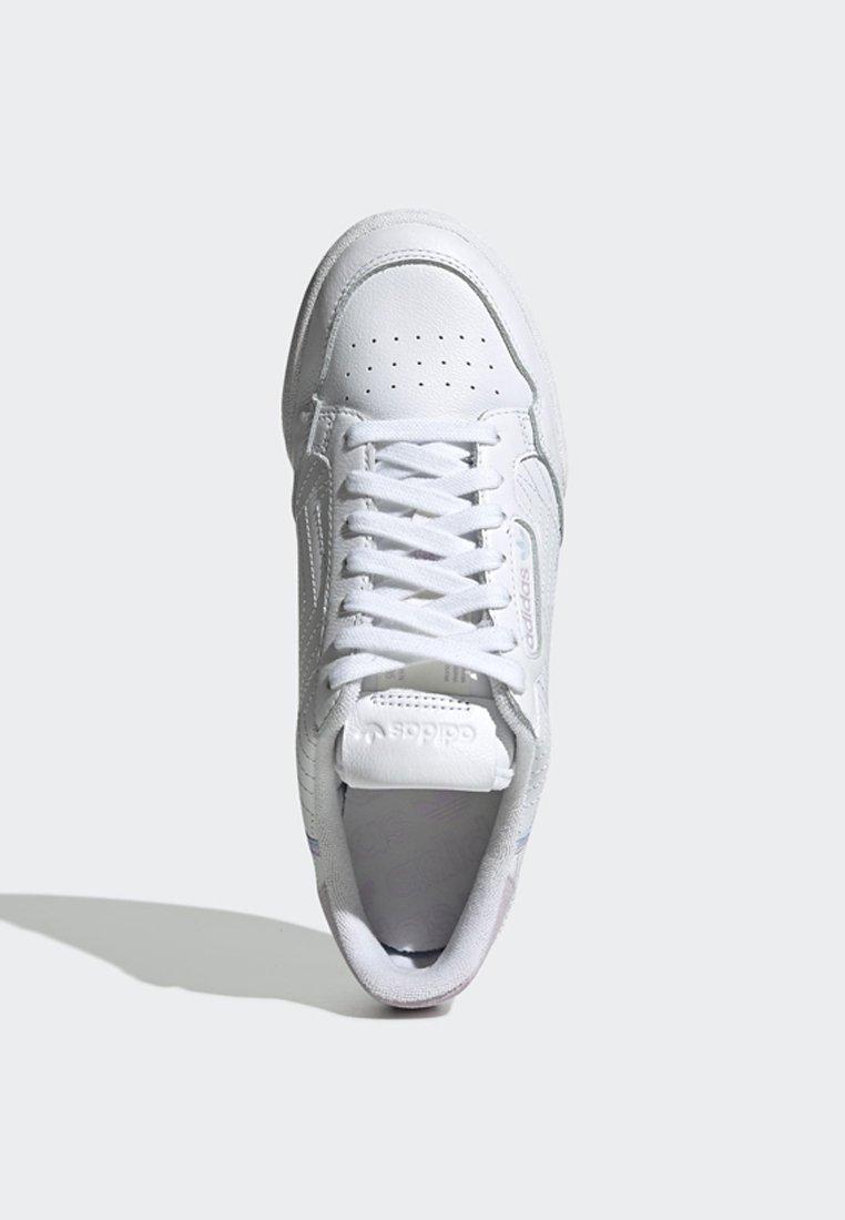 adidas Originals CONTINENTAL 80 SHOES - Joggesko - white