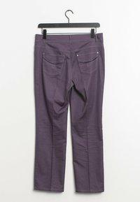 Gerry Weber - Trousers - purple - 1
