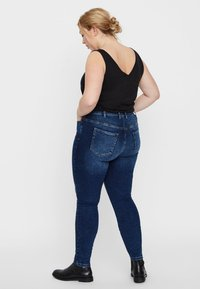 JUNAROSE - by VERO MODA - Slim fit jeans - medium blue denim - 2