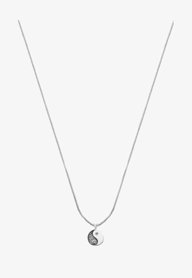YIN YANG - Necklace - silver