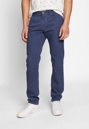 HOUSTON - Kalhoty - blau