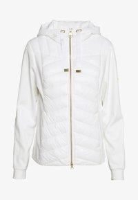 Barbour International - SPITFIRE - Light jacket - optic white - 6
