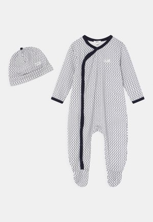 SET UNISEX - Sleep suit - navy
