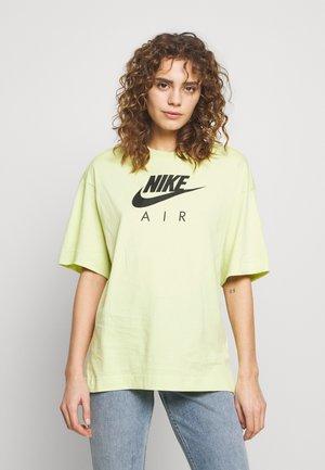 AIR TOP - Print T-shirt - limelight