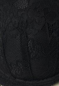 Ann Summers - SEXY BALCONY - Soutien-gorge à balconnet - black - 2
