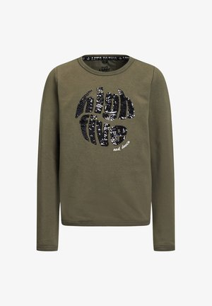 Sweater - army green