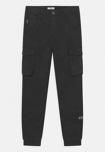 NITBAMGO  - Cargo trousers - black