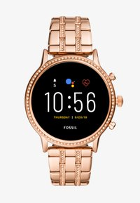 Fossil Smartwatches - JULIANNA - Smartwatch - rose gold-coloured - 1