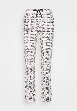 PANTS - Pyjama bottoms - dots